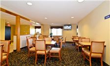 Philadelphia Airport Hotel Services - Breakfast Room