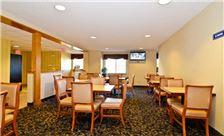 Philadelphia Airport Hotel Services - Breakfast Room