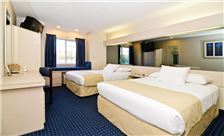 Philadelphia Airport Hotel Room - Double Bed Room