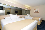 Microtel Inn & Suites Philadelphia Airport Double Bed