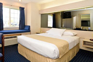 Microtel Inn & Suites Philadelphia Airport Single Bed